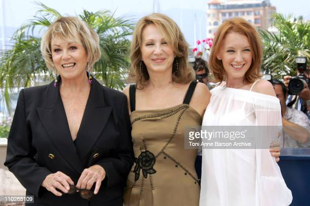 Mylene Demongeot Nathalie Baye and Ludivine Sagnier