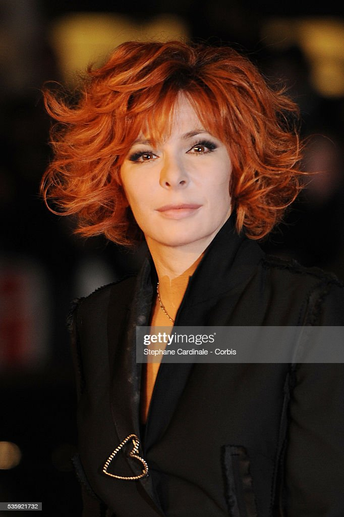 Mylene Farmer attends the NRJ Music Awards 2011 at the 'Palais des Festivals et des Congres' in Cannes.