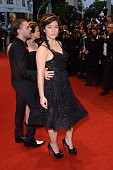 Mylene Jampanoi at the premiere for 'Amour' during the 65th Cannes International Film Festival