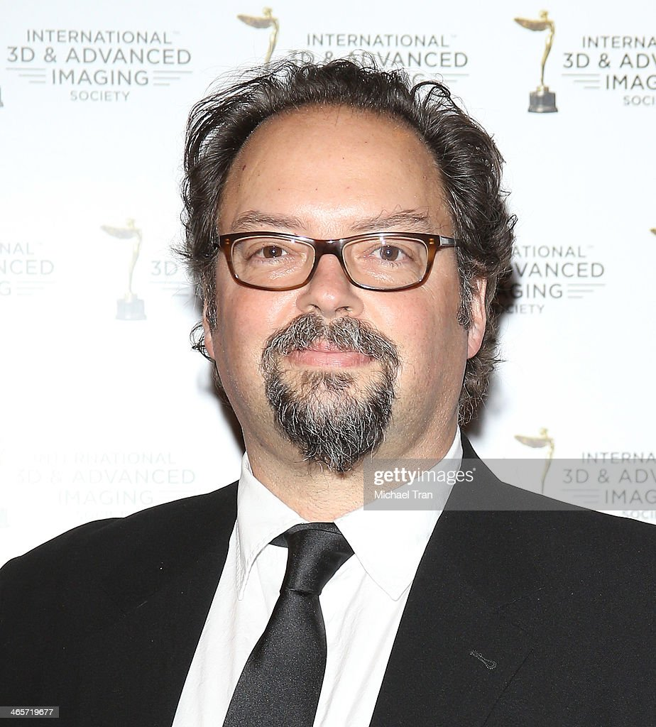 Myles Connolly arrives at the 2014 International 3D and Advanced Imaging Society's Creative Arts Awards held at Steven J. Ross Theatre on January 28, 2014 in Burbank, California.