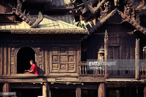 Myoe Daung Kloster, Myanmar