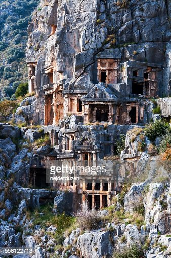 Myra Ancient City, Demre