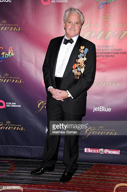 Myron Sulzberger attends the 30th Annual Night Of A Thousand Gowns at Marriott Marquis Times Square on March 12 2016 in New York City
