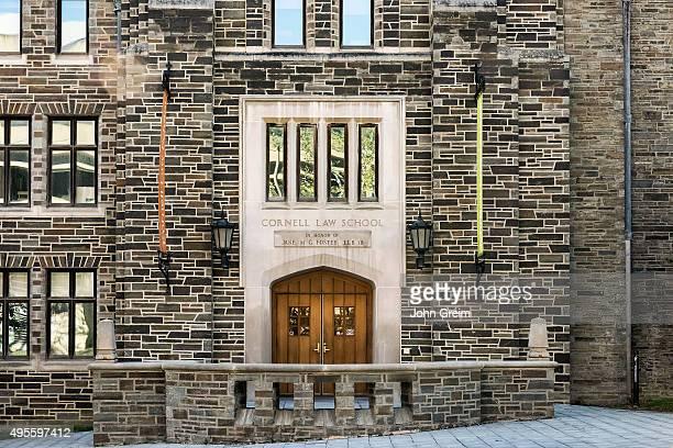 Myron Taylor Hall at Cornell University School of Law