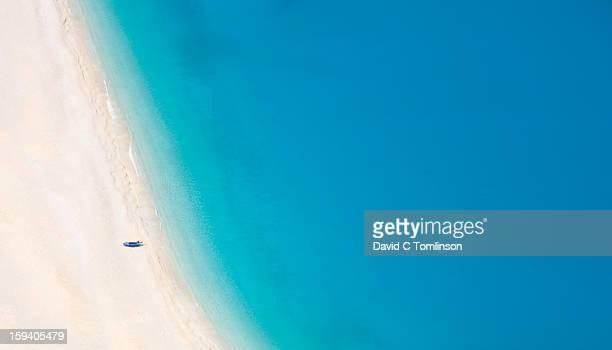 Myrtos Beach, Assos, Kefalonia
