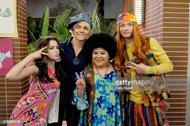 AUSTIN ALLY 'Mysteries Meddling Kids' A mystery unfurls when Ally's songbook is stolen from her school's '70sthemed party and the gang sets out in...