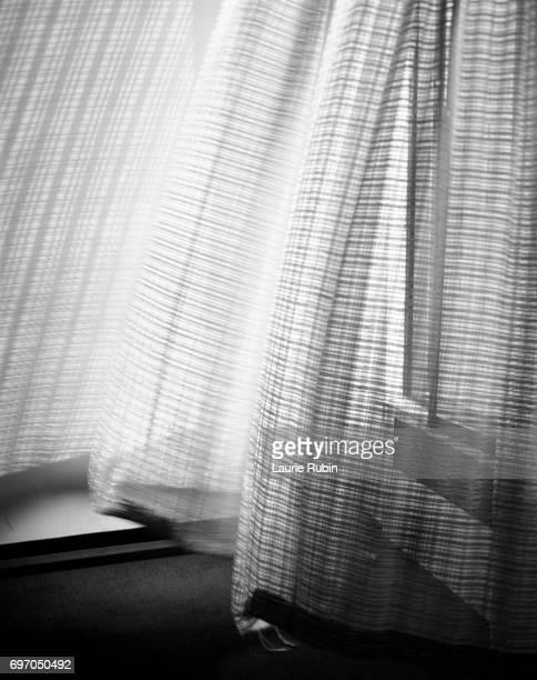 Mysterious curtain