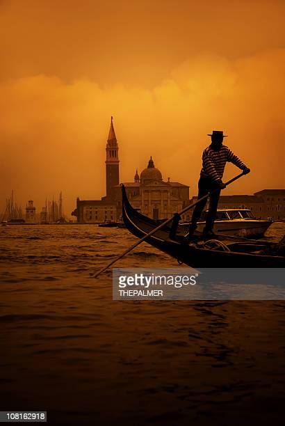 mysterious gondolier