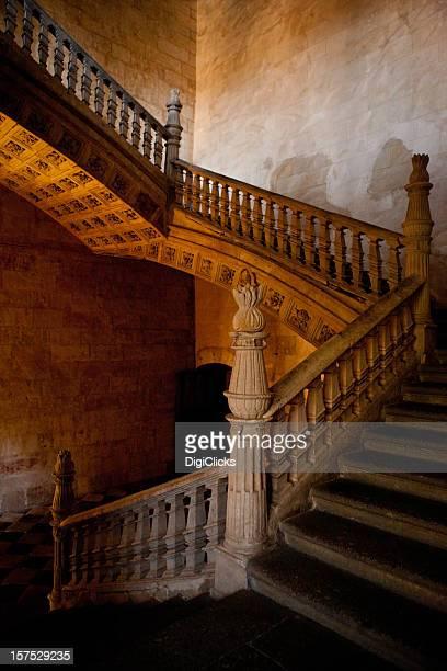Mystérieux escaliers