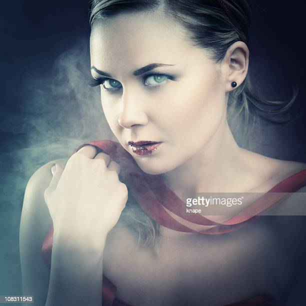 Mystérieuse femme