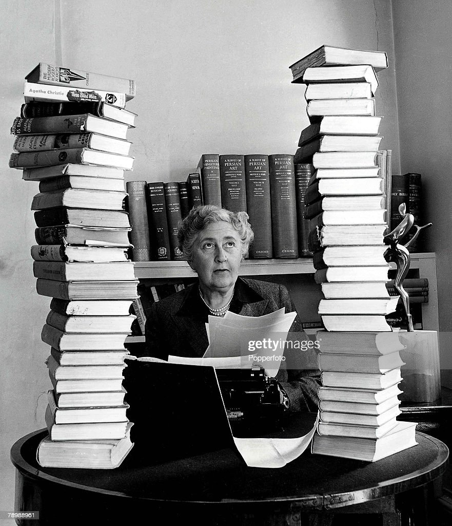 Queen of crime writing and author of over 60 detective novels, Agatha Christie was born on 15 September 1890