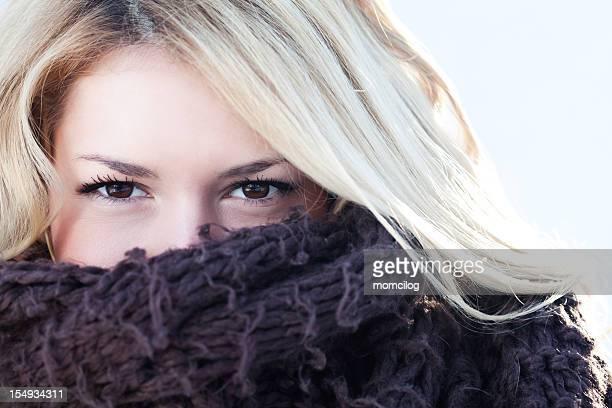 Mystery Frau