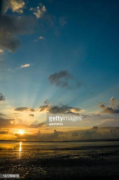 Mystical Sun rays