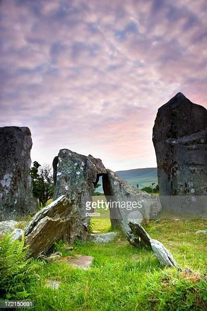 Mythique burial Ground