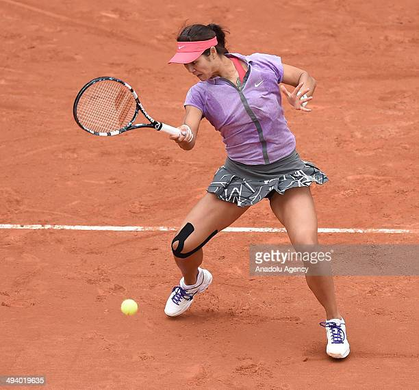 Na Li Tennis Stock Photos and Pictures