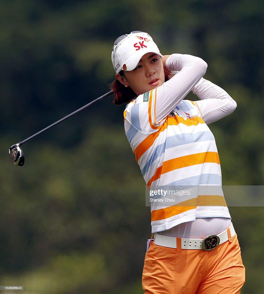 Sime Darby LPGA Malaysia - Day 1