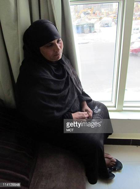 Naama Ismail sits in the hospital room in Alexandria Egypt where her 15yearold son Abdullah Shehata is recovering from a gunshot wound to the head...