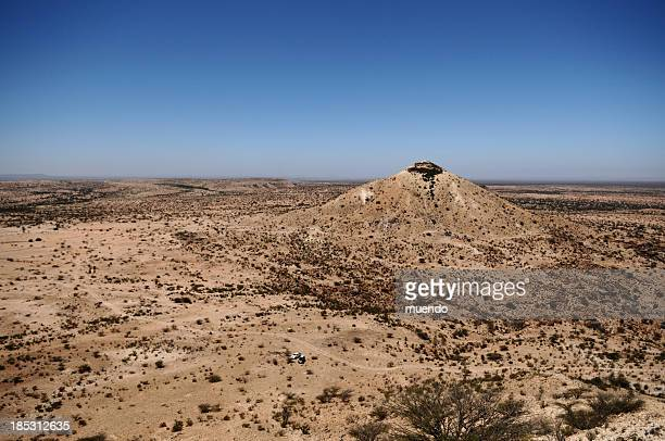Naasa Hablood mountain in Somaliland, Somalia