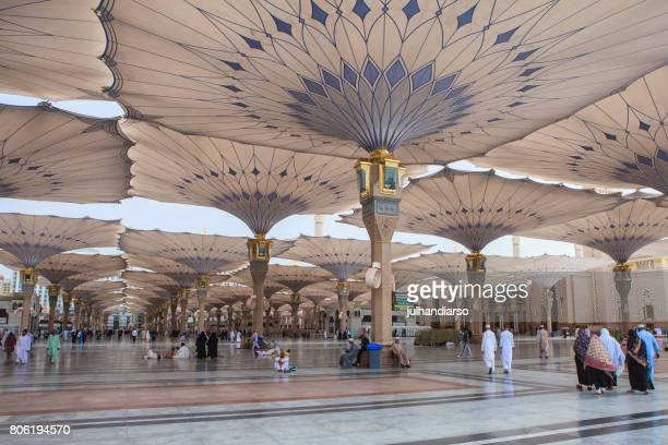 Nabawi Mosque Outdoors