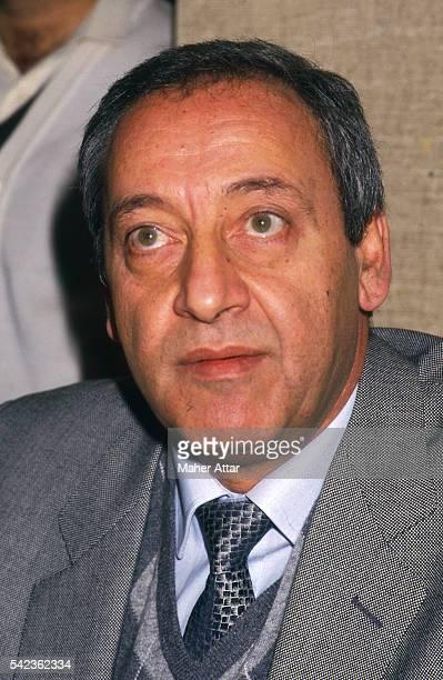 Nabi Berri chief of the Amal Shiite movement