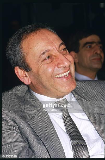 Nabih Berri Leader of Amal Mouvement Since 1980