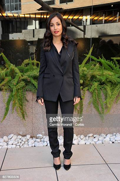 Nabiha Akkari attends the 'Non C'e' Piu' Religione' Photocall In Rome on December 5 2016 in Rome Italy