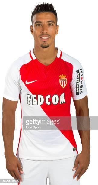 Nabil DIrar of As Monaco during official photo shooting of As Monaco Ligue 1 on September 15th 2016 in Monaco