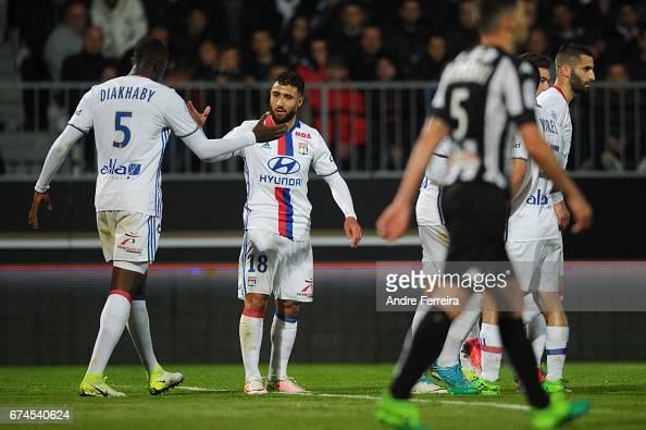 Angers SCO v Olympique Lyonnais - Ligue 1 : News Photo