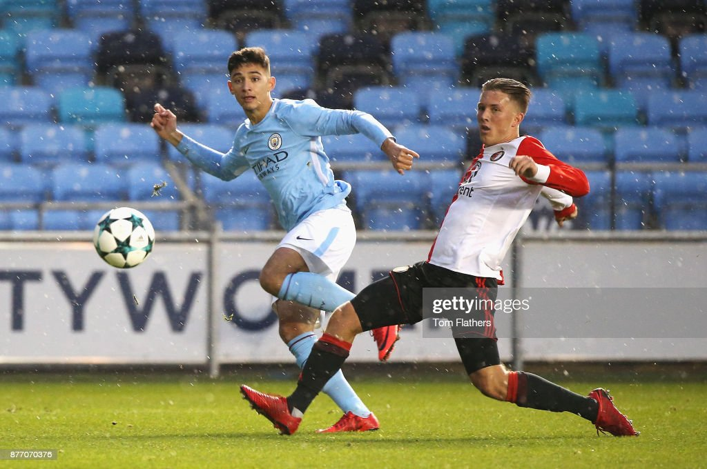 Manchester City v Feyenoord: UEFA Youth League