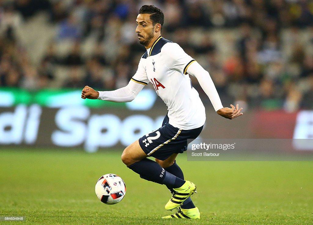 Tottenham Hotspur v Atletico De Madrid - 2016 International Champions Cup Australia : News Photo