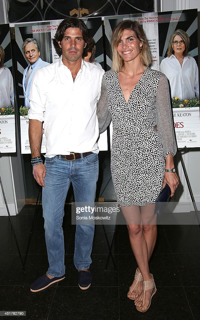 <a gi-track='captionPersonalityLinkClicked' href=/galleries/search?phrase=Nacho+Figueras&family=editorial&specificpeople=2308997 ng-click='$event.stopPropagation()'>Nacho Figueras</a> and <a gi-track='captionPersonalityLinkClicked' href=/galleries/search?phrase=Delfina+Blaquier&family=editorial&specificpeople=4418052 ng-click='$event.stopPropagation()'>Delfina Blaquier</a> attend the 'And So It Goes' premiere at Guild Hall on July 6, 2014 in East Hampton, New York.