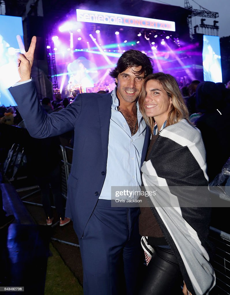 <a gi-track='captionPersonalityLinkClicked' href=/galleries/search?phrase=Nacho+Figueras&family=editorial&specificpeople=2308997 ng-click='$event.stopPropagation()'>Nacho Figueras</a> and <a gi-track='captionPersonalityLinkClicked' href=/galleries/search?phrase=Delfina+Blaquier&family=editorial&specificpeople=4418052 ng-click='$event.stopPropagation()'>Delfina Blaquier</a> attend the Sentebale Concert at Kensington Palace on June 28, 2016 in London, England. Sentebale was founded by Prince Harry and Prince Seeiso of Lesotho over ten years ago. It helps the vulnerable and HIV positive children of Lesotho and Botswana.