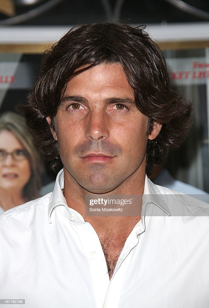 <a gi-track='captionPersonalityLinkClicked' href=/galleries/search?phrase=Nacho+Figueras&family=editorial&specificpeople=2308997 ng-click='$event.stopPropagation()'>Nacho Figueras</a> attends the 'And So It Goes' premiere at Guild Hall on July 6, 2014 in East Hampton, New York.