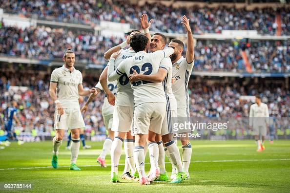 Real Madrid CF v Deportivo Alaves - La Liga : News Photo