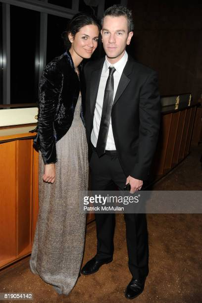 Nacole Snoep and Josh Reed attend The Unofficial After Party for THE METROPOLITAN MUSEUM OF ART'S Spring 2010 COSTUME INSTITUTE Benefit Gala on Top...