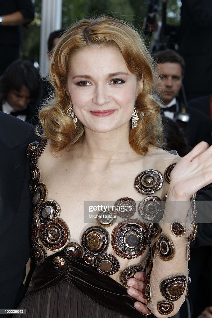 Nadezhda Mihalkova attends the premiere of 'The Exodus - Burnt By The Sun' Premiere at the Palais des Festivals during the 63rd Annual Cannes Film Festival on May 22, 2010 in Cannes, France.