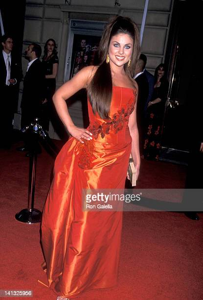 Nadia Bjorlin at the 28th Annual People's Choice Awards Pasadena Civic Auditorium Pasadena