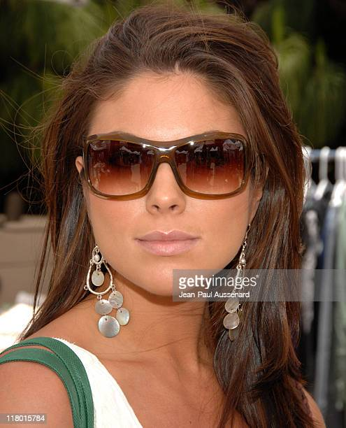 Nadia Bjorlin during 2007 Silver Spoon MTV Movie Awards Gifting Suite Day 1 in Los Angeles California United States Photo by JeanPaul...