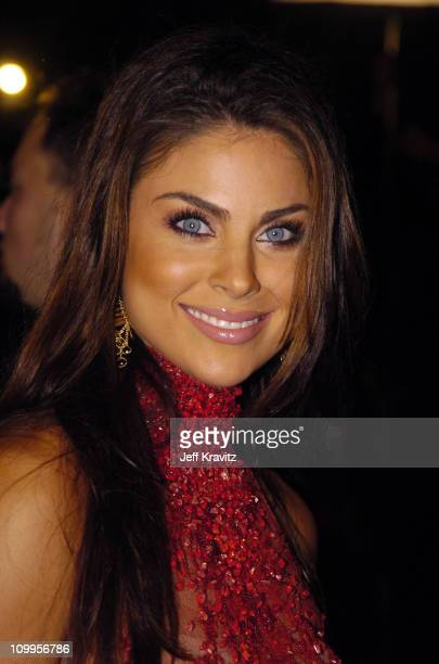 Nadia Bjorlin during Ocean's Twelve Los Angeles Premiere Arrivals at Grauman's Chineese Theater in Los Angeles California United States