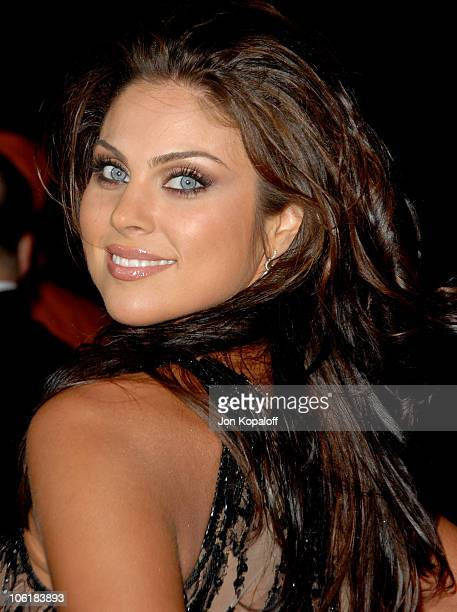 Nadia Bjorlin during 'Redline' Los Angeles Premiere Arrivals at Grauman's Chinese Theater in Hollywood California United States
