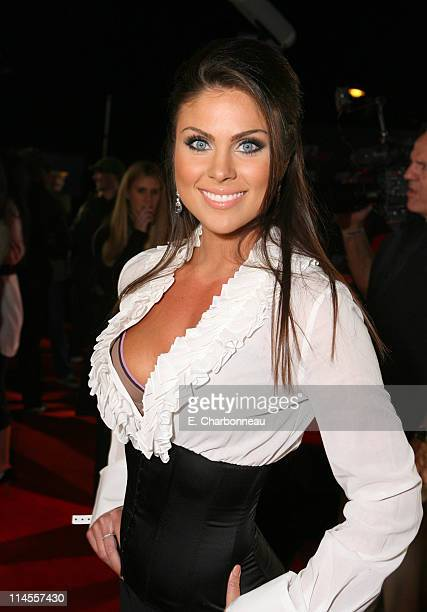 Nadia Bjorlin during 'Redline' the Movie Presents Wyclef Jean The Refugee AllStars Sponsored by MySpacecom Red Carpet at House of Blues in Hollywood...