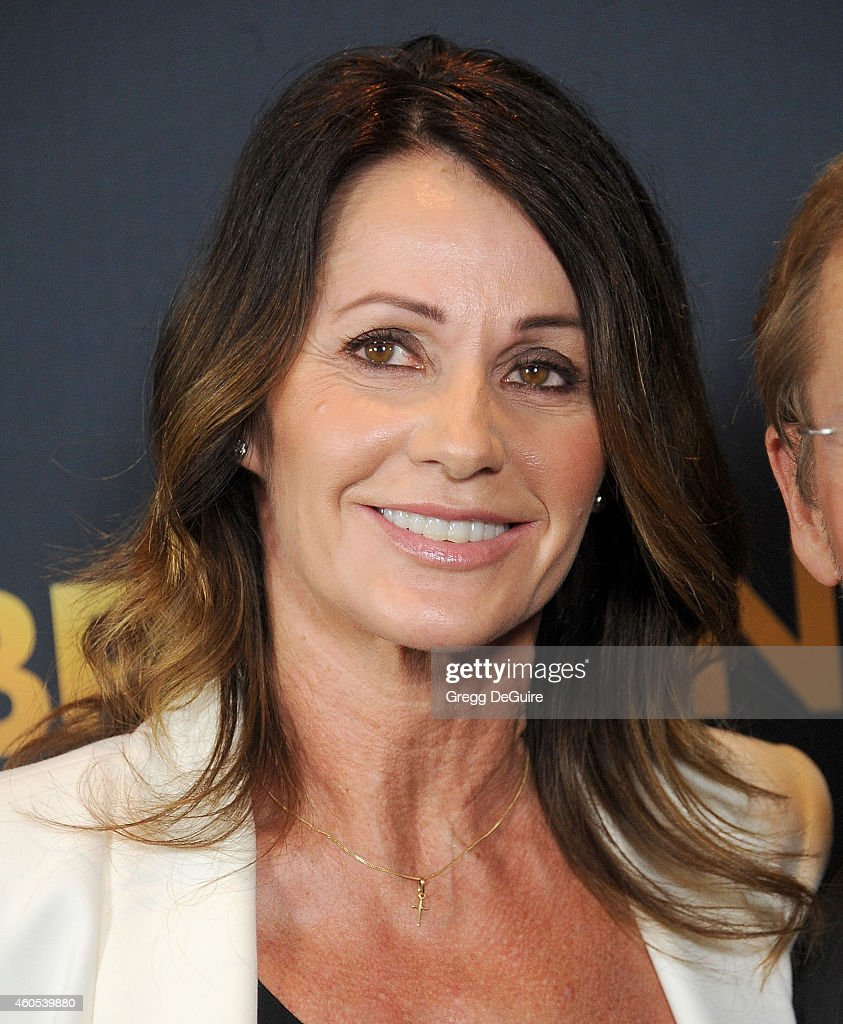 Nadia Comaneci arrives at the Los Angeles premiere of 'Unbroken' at The Dolby Theatre on December 15 2014 in Hollywood California