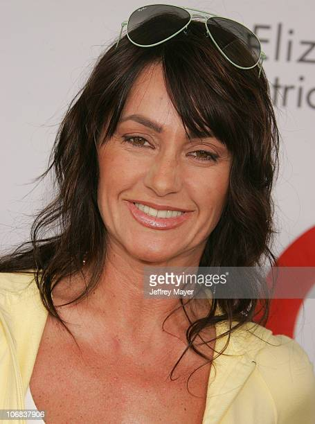 Nadia Comaneci during Elizabeth Glaser Pediatric AIDS Foundation 2005 'A Time For Heroes' Celebrity Carnival Arrivals in Los Angeles California...