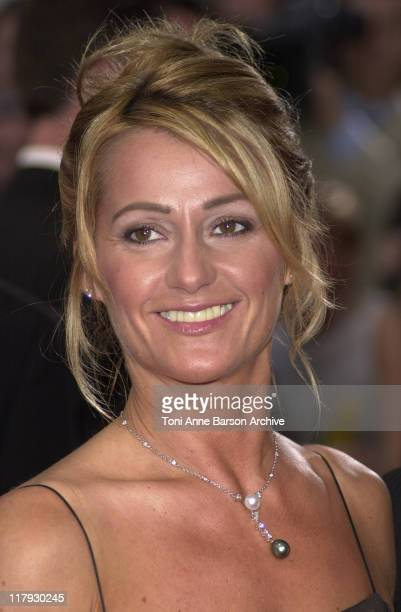 Nadia Comaneci during Third Annual Laureus World Sports Awards Arrivals at Grimaldi Forum in Monte Carlo Monaco