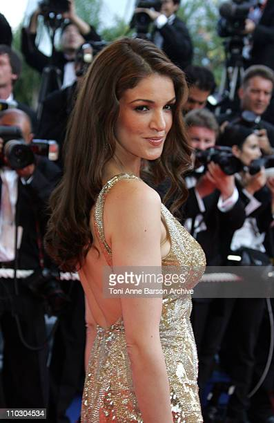 Nadia Fares during 2007 Cannes Film Festival 'Chacun Son Cinema' All Directors Premiere at Palais des Festival in Cannes France