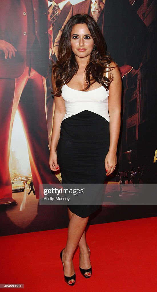 <a gi-track='captionPersonalityLinkClicked' href=/galleries/search?phrase=Nadia+Forde&family=editorial&specificpeople=7199859 ng-click='$event.stopPropagation()'>Nadia Forde</a> attends the Irish premiere of 'Anchorman 2: The Legend Continues' on December 9, 2013 in Dublin, Ireland.