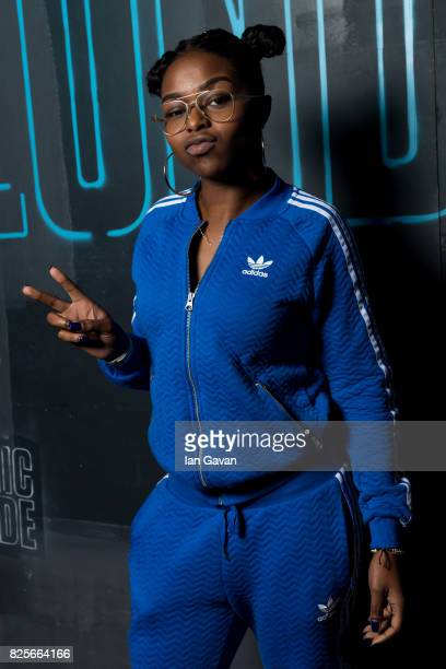 Nadia Rose attends a special screening of 'Atomic Blonde' hosted by Universal Pictures at Village Underground on August 2 2017 in London England