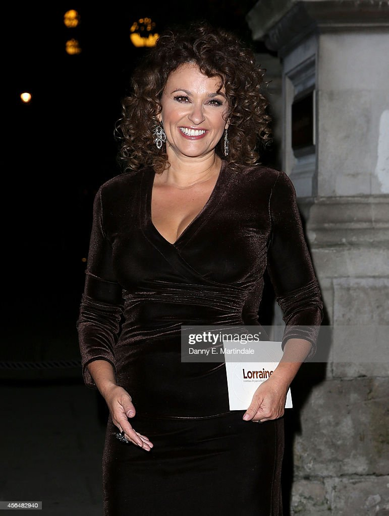 Lorraine Kelly: 30 Years In Breakfast Television - Red Carpet Arrivals