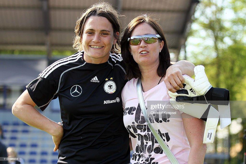 Germany Portraits - FIFA Women's World Cup 2011