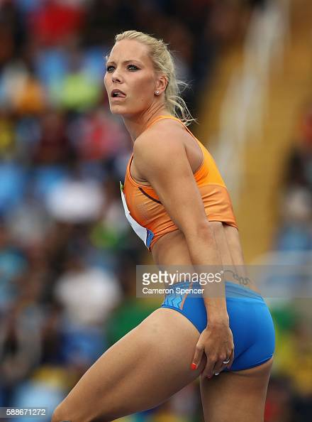 Nadine Broersen Stock Photos and Pictures | Getty Images